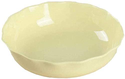 Gedroogde fruitpot Food-grade plastic snoep gedroogd fruit compote fruitschaal thuis (D)