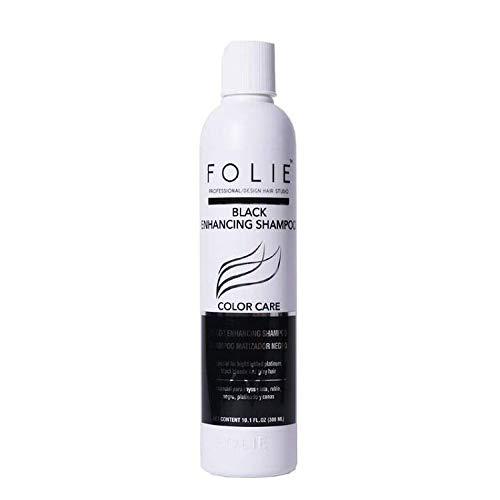 Shampoo Cabello Negra marca FOLIE PROFESSIONAL/DESIGN HAIR STUDIO