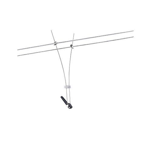 Paulmann Comet Interno Adatto per uso interno GU5.3 Surfaced lighting spot 50W Cromo, halogen, korpus: chromfarben, lampenkopf: transparent