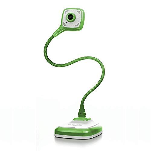 Kamera HUE HD Pro: Dokumentenkamera USB für Windows und Mac (Grün)