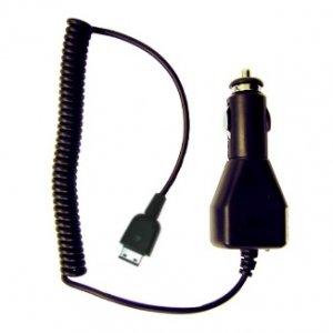 Hi-Tec Auto-Ladekabel für Samsung S5230 Tocco Lite/ Samsung Star GT-S5230, S5233, S5230W (12V/ 24V)