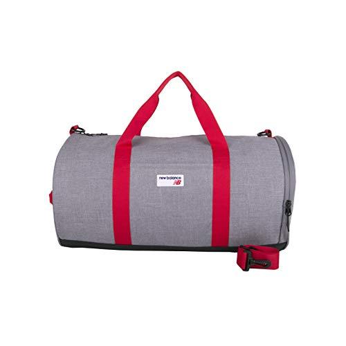 New Balance Lifestyle Athletics Barrel Duffel Bag, 33 Liters