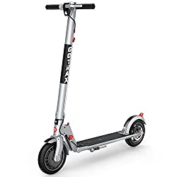 Gotrax XR Ultra Electric Scooter, LG Battery 36V/7.0AH Best Electric Scooters Under 500