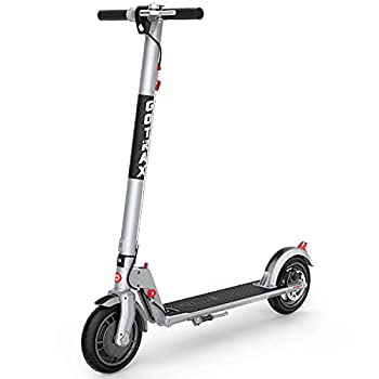Gotrax XR Ultra Electric Scooter LG Battery 36V/7.0AH Up to 18 Miles Long-range Powerful 300W Motor & 15.5 MPH UL Certified Adult E-Scooter for Commuter  Gray