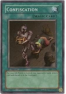 Yu-Gi-Oh! - Confiscation (MRL-038) - Magic Ruler - 1st Edition - Super Rare