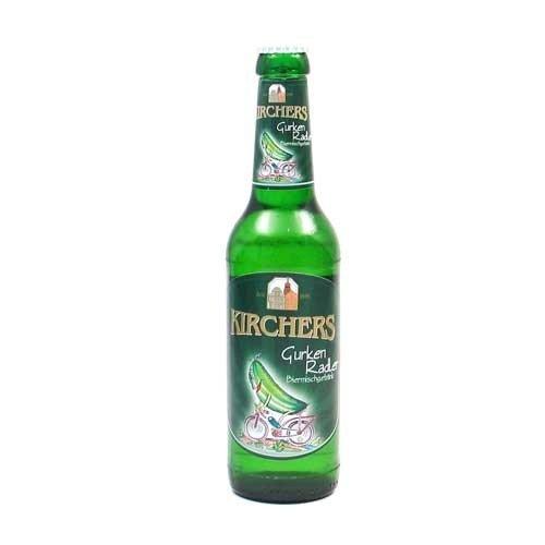 Kirchers Gurkenradler (0,33 l; 2,4% vol.)