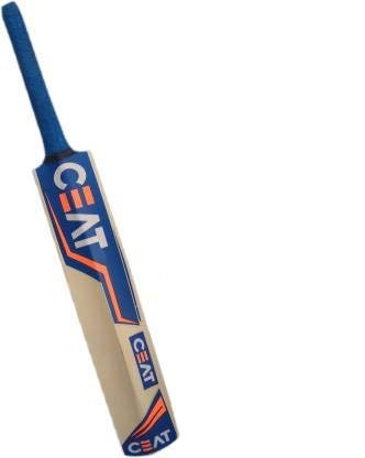 Goldiluxe Ceat Cricket Bat for Tennis Ball Only Full Size