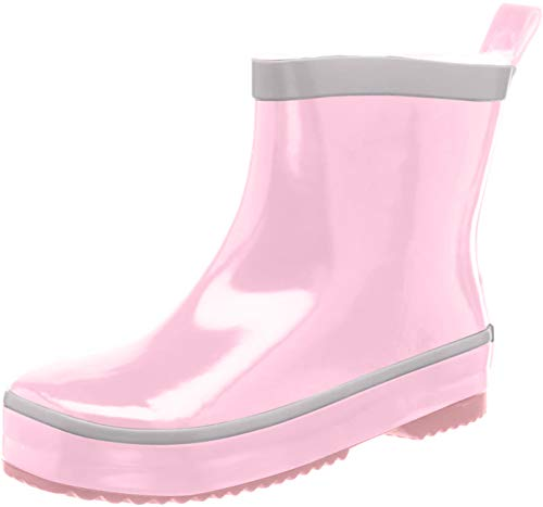 Playshoes Unisex-Kinder Gummistiefel, Pink (Rose 14), 27 EU