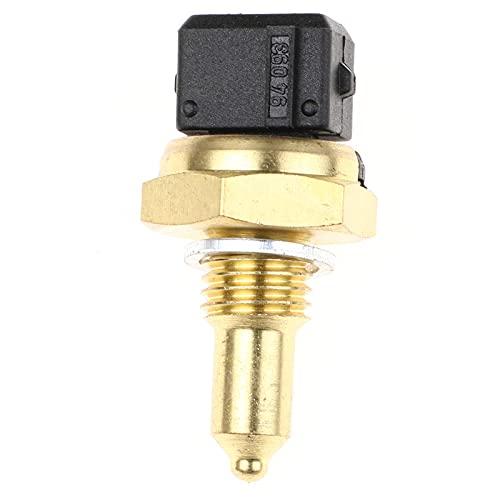 HZLXF1 Sensor de Temperatura del refrigerante para BMW E36 E61 128i 135i 320i Land Rover 45 75 200 400 MG TF ZS 13621433076 1433076 MEK000030 Temperatura refrescante