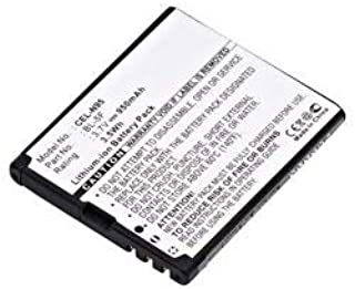 Replacement For Nokia N95 Battery By Technical Precision