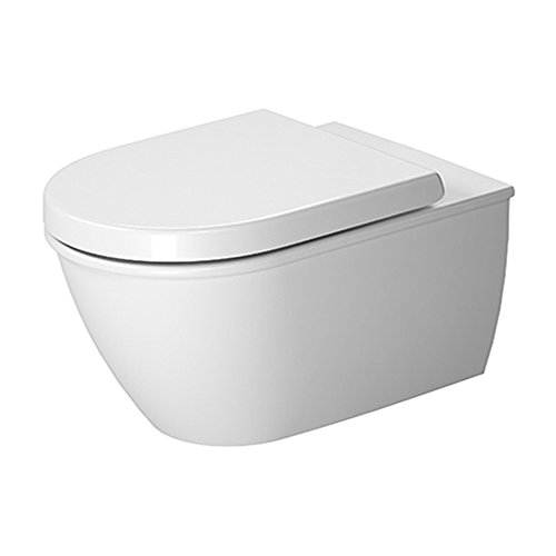 Duravit 2545090092 Toilet Bowl Wall Mounted Darling New