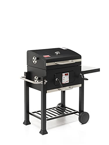 Fork Durango - Barbacoa, color negro