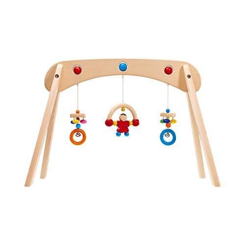 Selecta 61063 Baby-Trapez, Natur/bunt