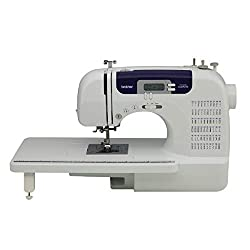 Sewing machine for the beginning sewist