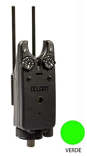 Delkim - Alarma Txi-D verde única