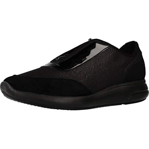 Calzado Deportivo para Mujer, Color Negro, Marca GEOX, Modelo Calzado Deportivo para...