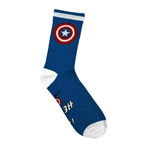Captain america Socken Logo Gr. 39-42 Marvel