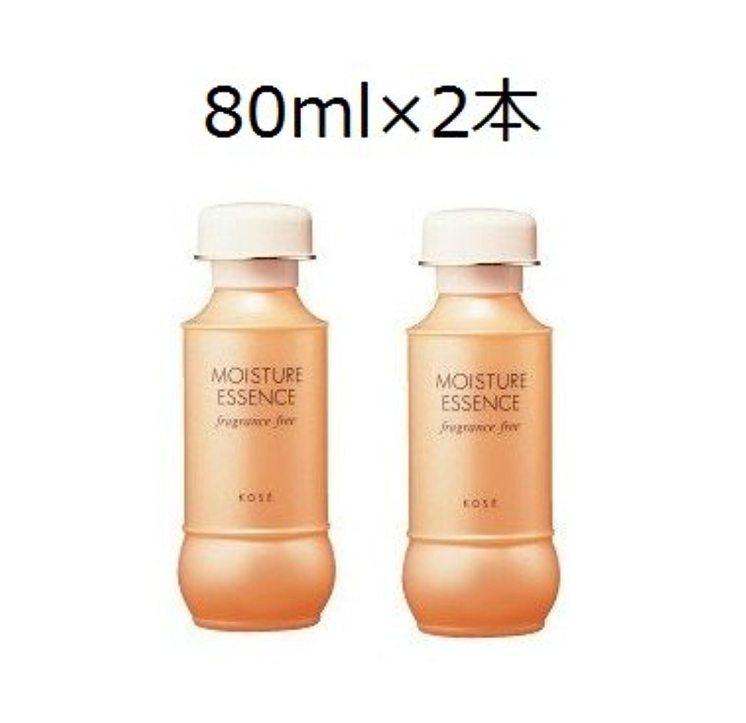 限りなく足洋服【2本セット】KOSE モイスチュア エッセンス F?F (無香料) 80ml