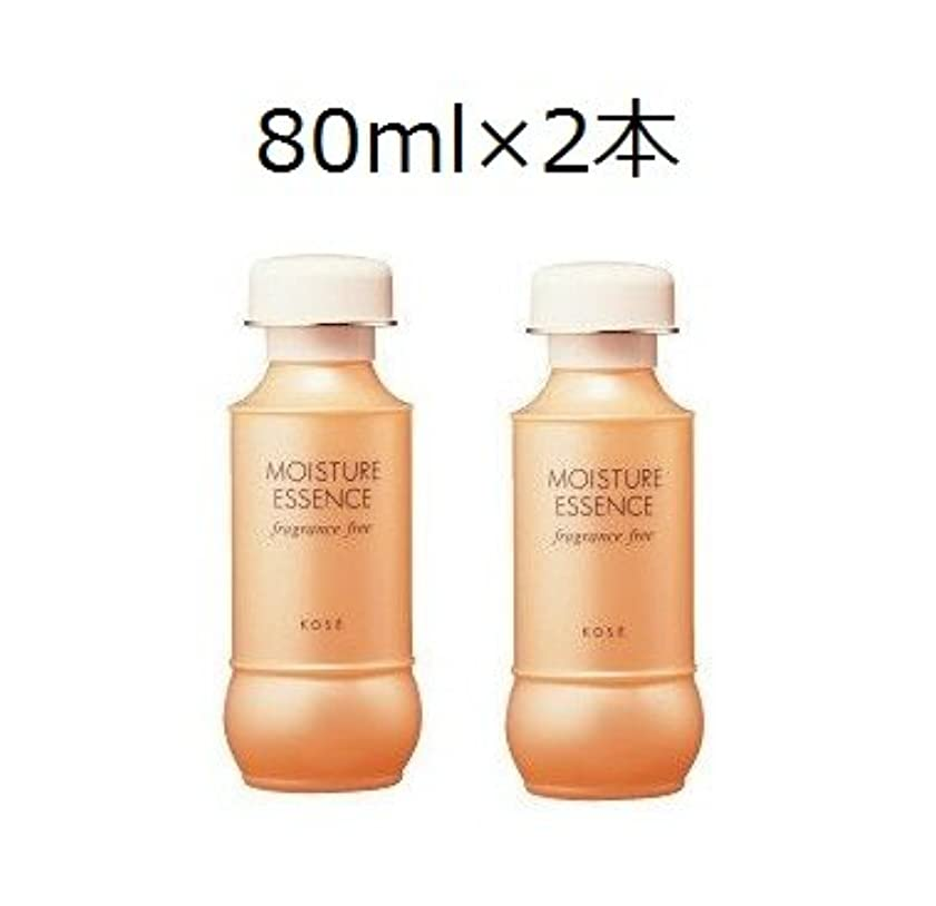 【2本セット】KOSE モイスチュア エッセンス F?F (無香料) 80ml