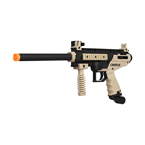 Tippmann Cronus Paintball Marker Gun, Black, 17 x...
