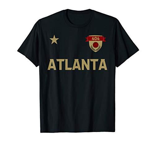 Atlanta Soccer Jersey T-Shirt