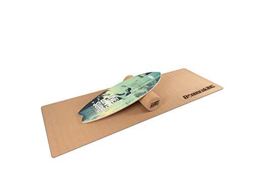 BoarderKING -  Indoorboard Wave Set