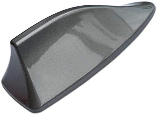 XJG For Peugeot 207CC 206 207 301 307 308 408 508 Sw 508RXH, Accesorios del Coche de la señal de Antenas de Aleta de tiburón Antena Accesorios de Estilo (Color : Grey)