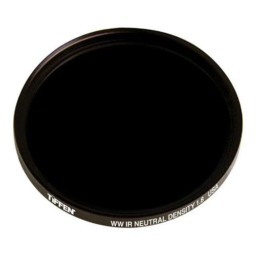 Tiffen W82IRND18 82mm Filter with Combination Neutral Density (ND) 1.8 Infrared (IR), Reduces ISO to 1/64