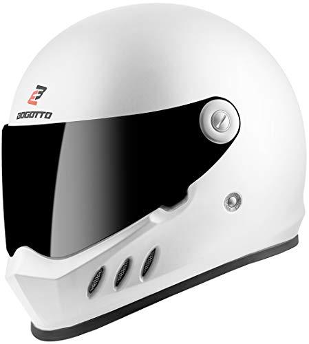 Bogotto SH-800 Helm Weiß M