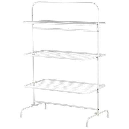 tendedero blanco IKEA MULIG 3 niveles