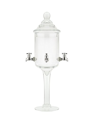 Glass Absinthe Fountain, 4 Spouts