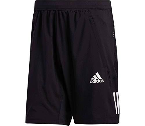 adidas AEROREADY Short Pantalón Corto, Hombre, Negro, S