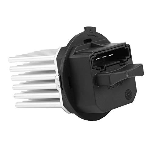 Resistencia del ventilador del ventilador del motor del calentador, resistencia de velocidad del ventilador del aire acondicionado para 307407 para C3 C4 C5 C6 Resistencia del ventilador del motor del