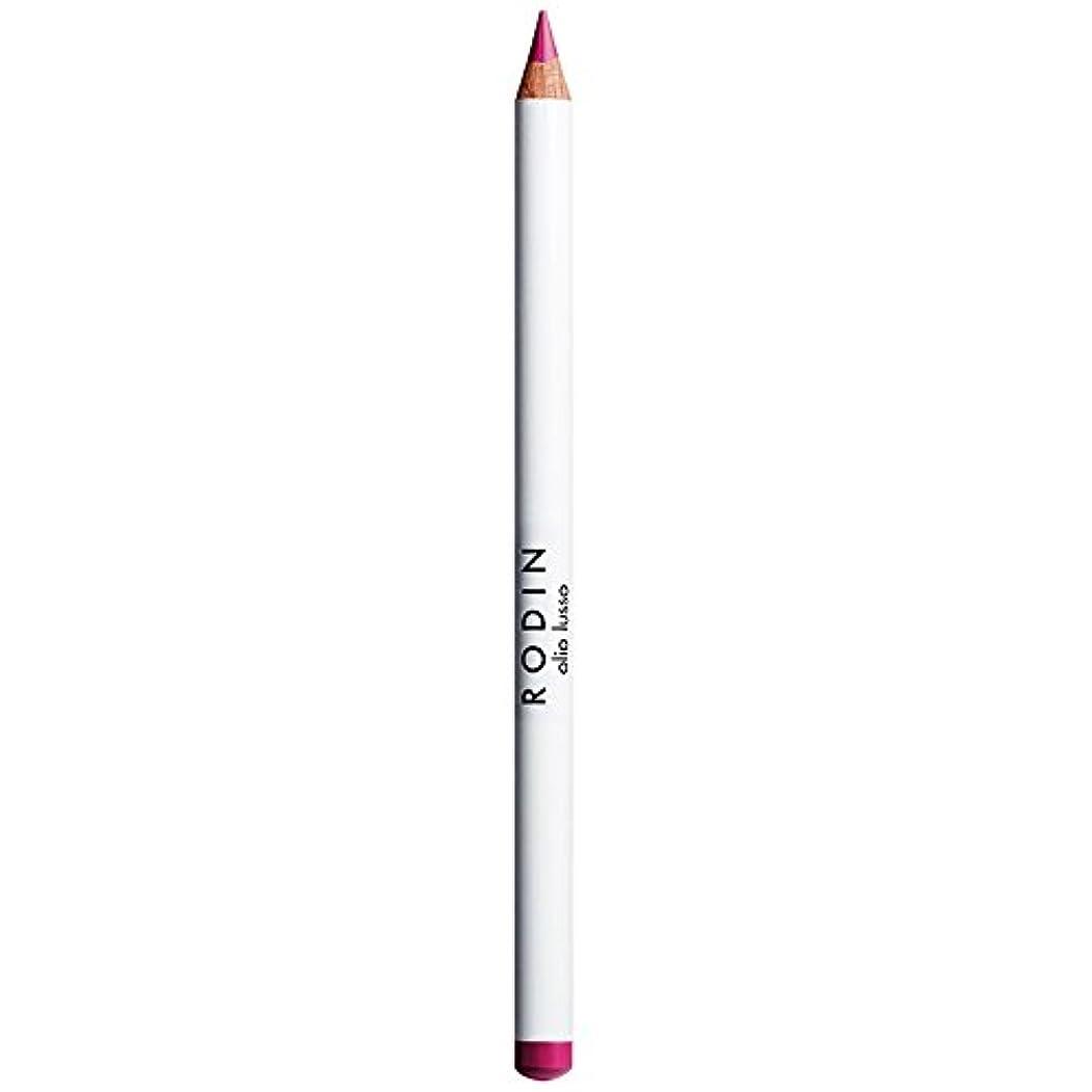 経済職人予知Rodin Olio Lusso Luxury Lip Pencil - Billie on the Bike 1.8g