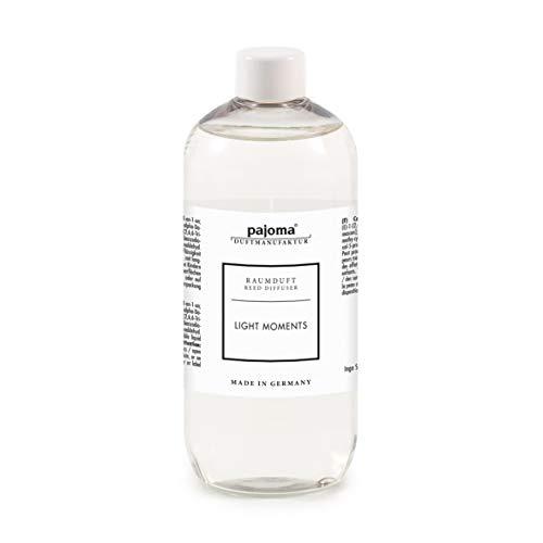 Raumduft Nachfüllflasche Light Moments, 1er Pack (1 x 500 ml) von pajoma