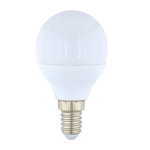 LightED ESF LED-lampen, 30 K, E14, 5 W, wit, 45 x 79 mm