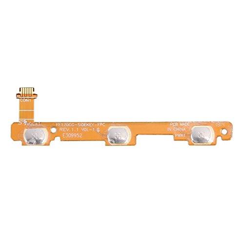 Dmtrab para Cables Flex for el botón de Volumen y botón de alimentación ASUS Flex Cable for ASUS Fonepad 7 FE170CG K012