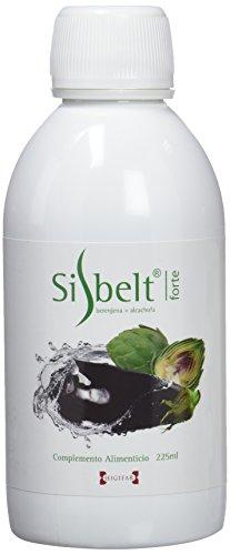 Sisbelt Forte Complemento Alimenticio con Berenjena y Alcachofa - 225 ml