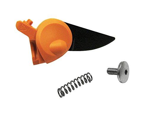 Fiskars Original Kit de cuchilla, muelle y tornillo, Para Podadera PX92, Naranja/Negro, 1026275