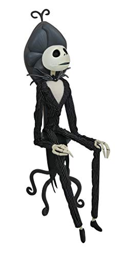 Nightmare Before Christmas Jack in Chair Coffin Doll