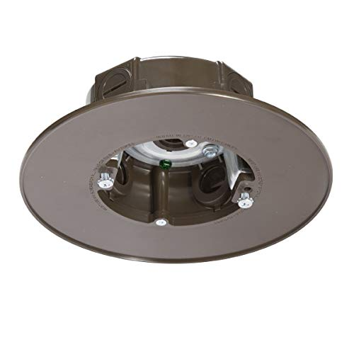 Hubbell-Bell PRCF57550BZ Ceiling Fan Electrical box, Bronze