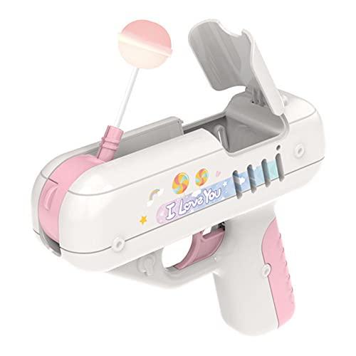Beifeng Creatives Sugar Lollipop Blaster Süßes Spielzeug, leichtes Spielzeug, Lutscher, Aufbewahrung für Kinder und Erwachsene