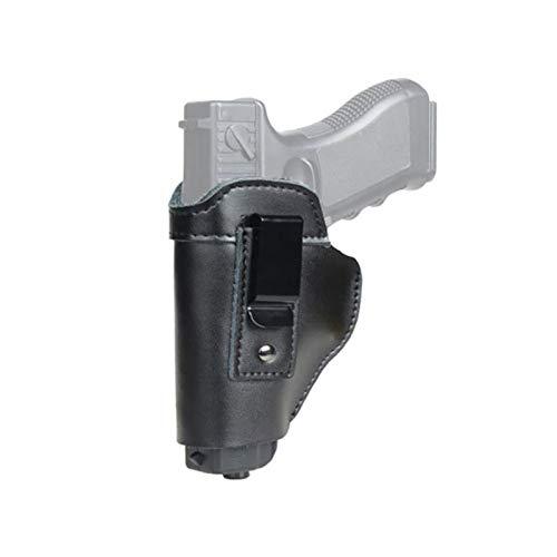 Pistolera de Cuero Kosibate para Taurus G2C Sig Sauer P226 SP2022 Glock 17 19 21 23 26 Beretta 92 Funda de Caza Oculta IWB (Color : B, Size : 6.5 * 13cm)