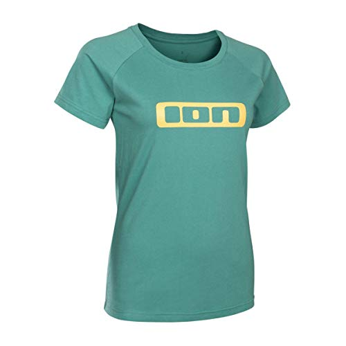 Ion Logo Tee SS Damen sea Green Größe EU 38 | M 2019 T-Shirt