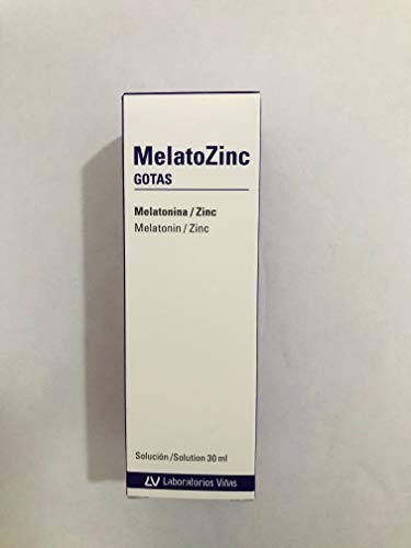 MELATOZINC GOTAS 30 ML