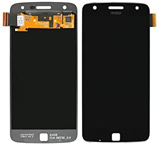 LCD Display Touch Screen Digitizer Assembly for Motorola Moto Z Play Droid XT1635 XT1635-01 XT1635-02 Black