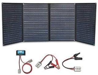 XINPUGUANG 200 W 4 x 50 watt 12 v solpanel monokristallin hopfällbar solladdare 20 A dubbel USB-kontroll fotovoltaisk kabe...