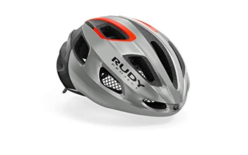Rudy Project Casco STRYM (S-M 55-58, Grey Metallic Shiny)
