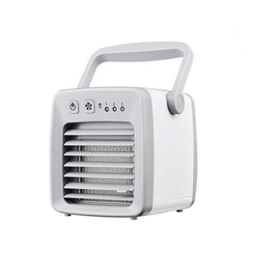 SX-ZZJ USB Wasserkühlung Spray Klimaanlage, tragbare Mini-Schlafklimaanlage Ventilator Studentenkühler (Color : N)