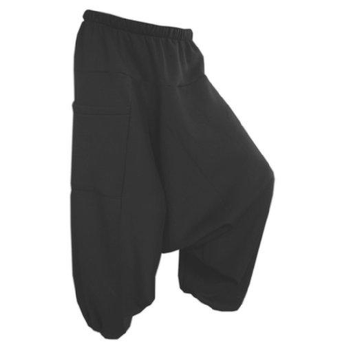 PANASIAM Aladin Jogpants, schwarz